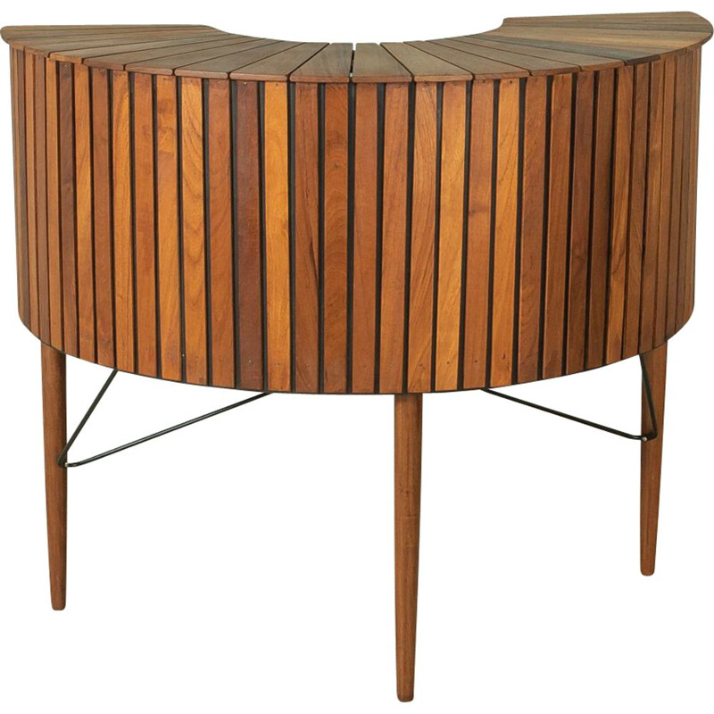 Mid-century homebar by Sika Møbler, 1960s