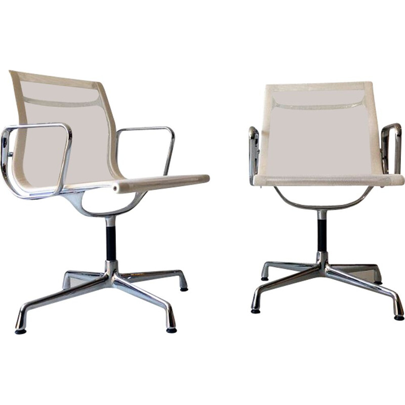 Mid-century office swivel chair by Eames for Vitra, 2018