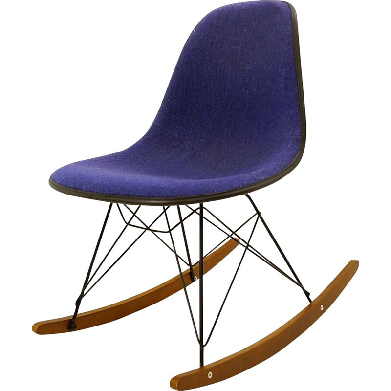Rocking chairs by Eames for Herman Miller, 1960