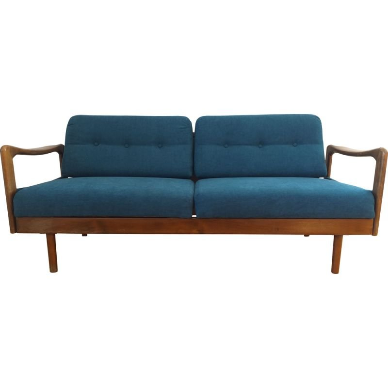 Vintage sofa by Knoll Antimott, Germany 1960s