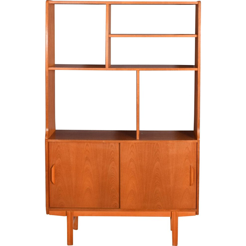 Mid century teak shelving system by Stateroom for Stonehill, 1960s