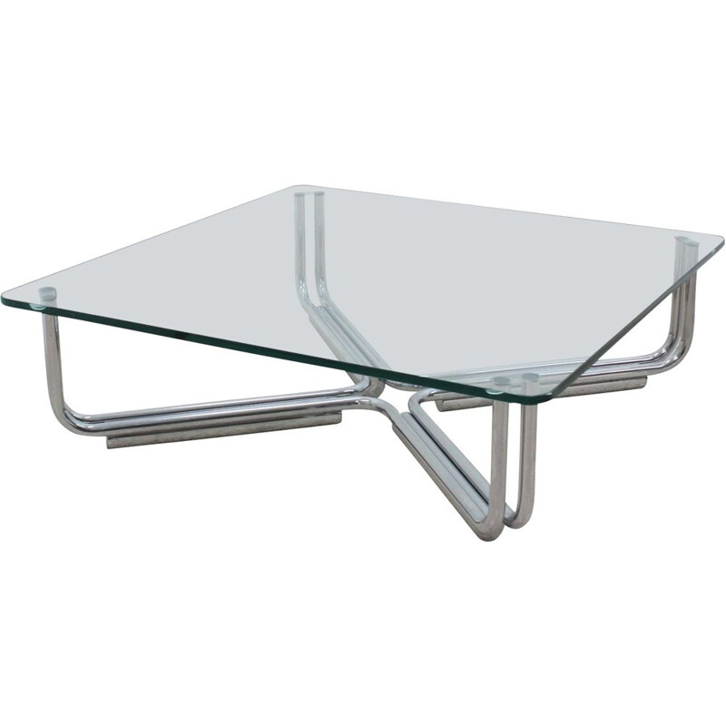 Mid century coffee table 784 by Gianfranco Frattini for CASSINA, 1960s