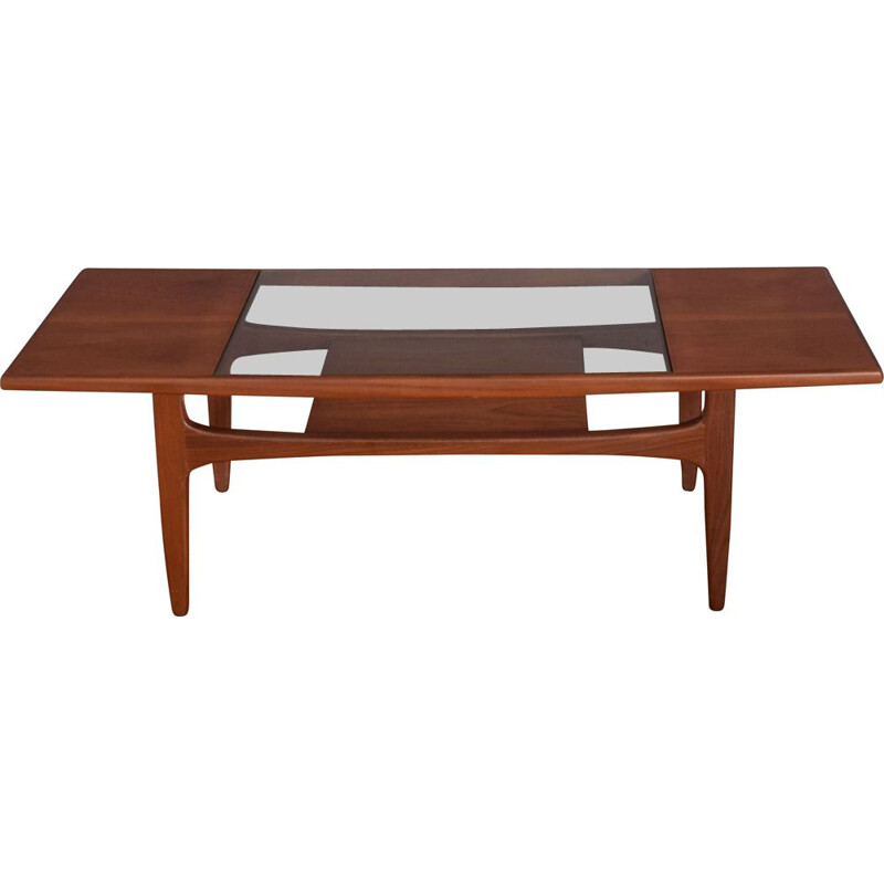 Mid century teak coffee table by Victor Wilkins for G Plan, 1960s