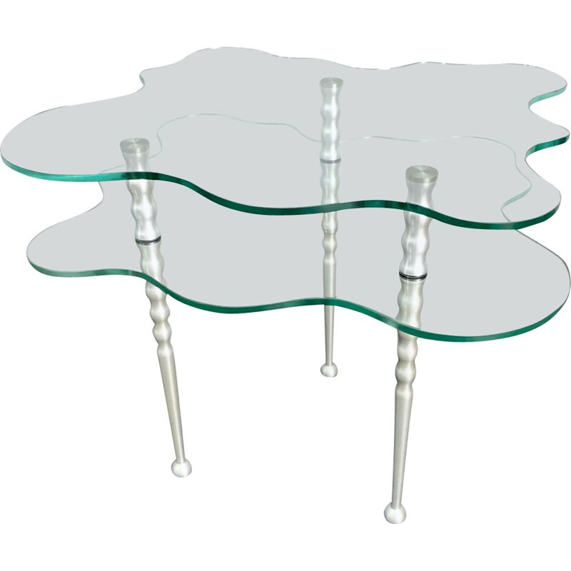 Vintage Papilio side table by Alessandro Mendini for Zanotta, Italy 1980s