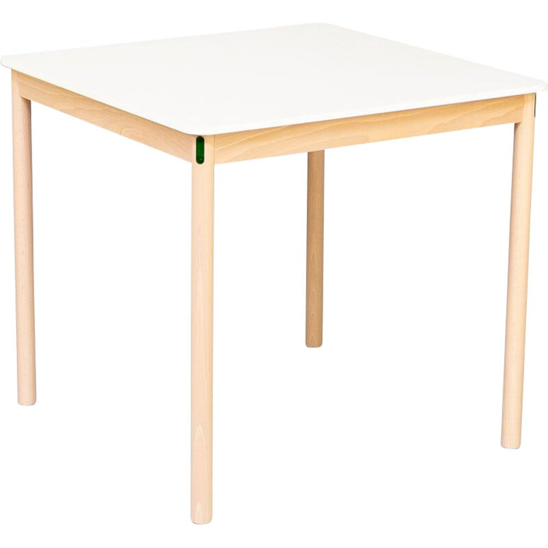 """Vintage """"trattoria"""" dining table by Jasper Morrison for Magis"""