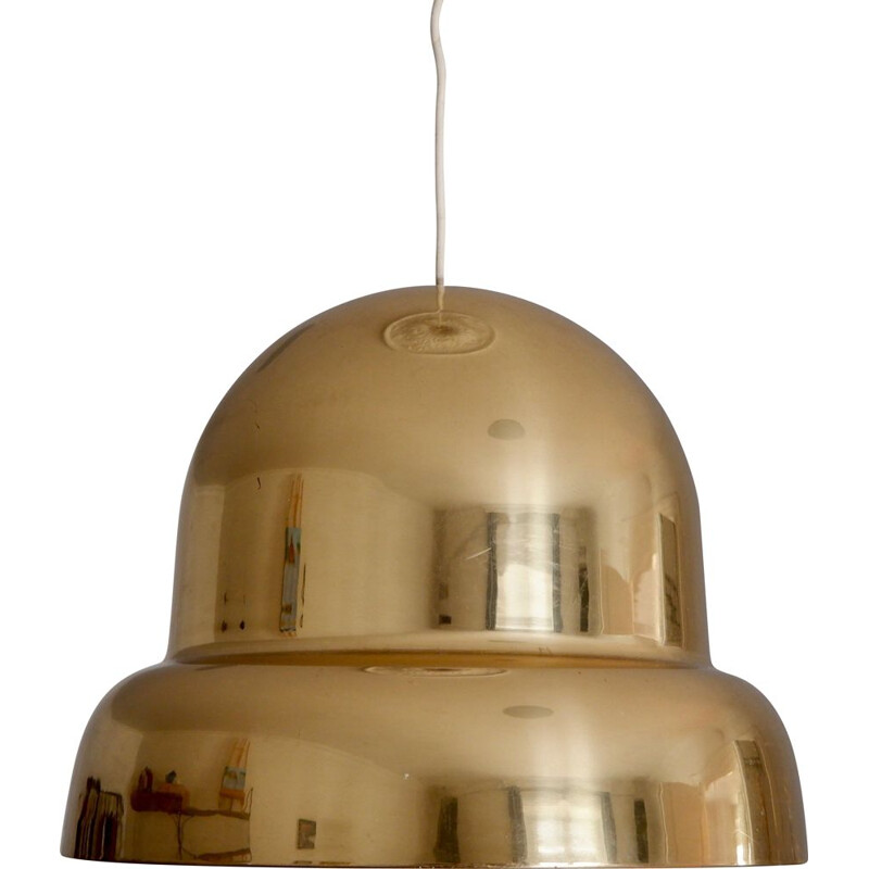 Mid century pendant lamp by Eje Aglgren for Bergboms, 1950s