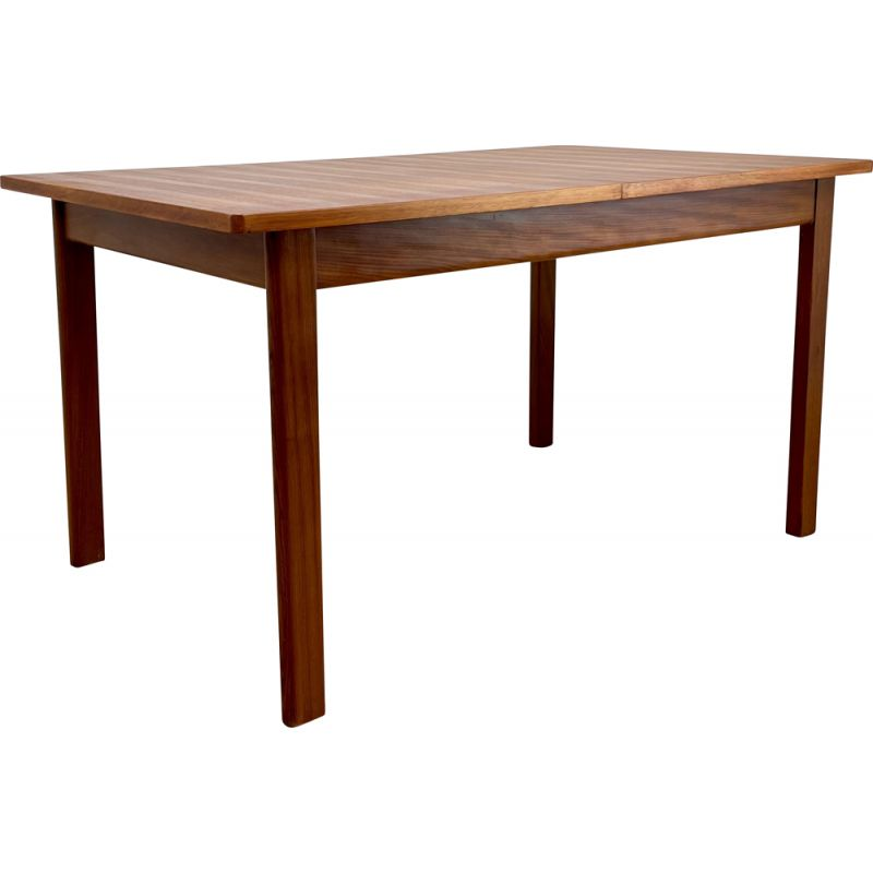 Mid century teak dining table for ortwood Furniture, 1960