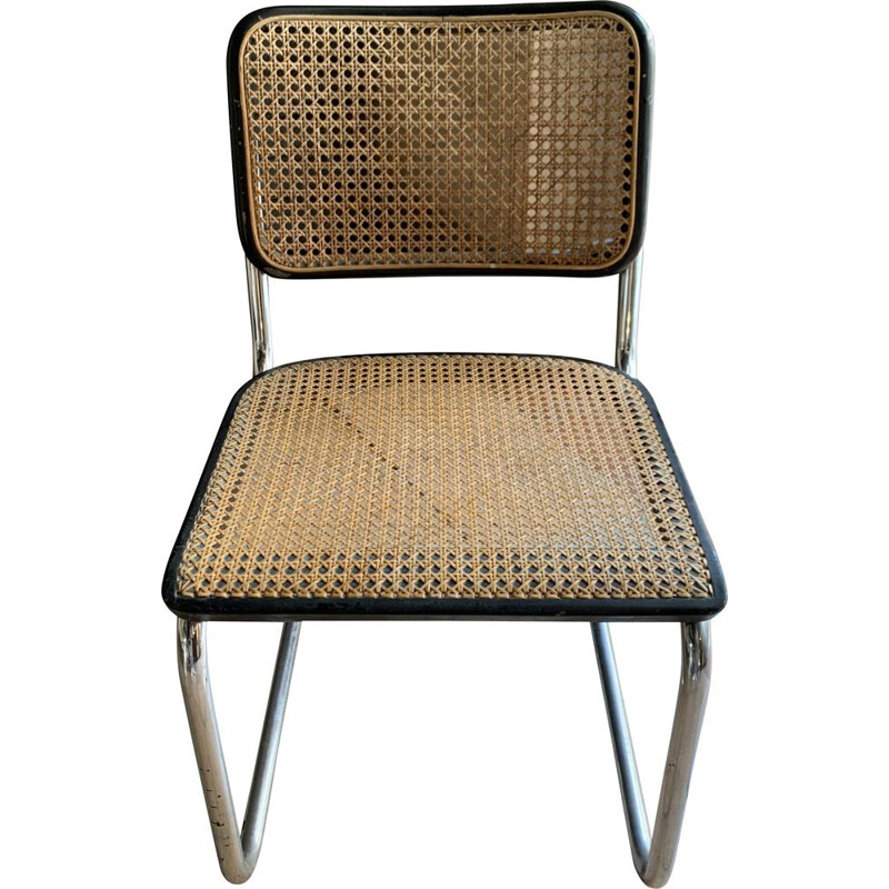 Vintage S32 chair by Marcel Breuer for Thonet, 1930