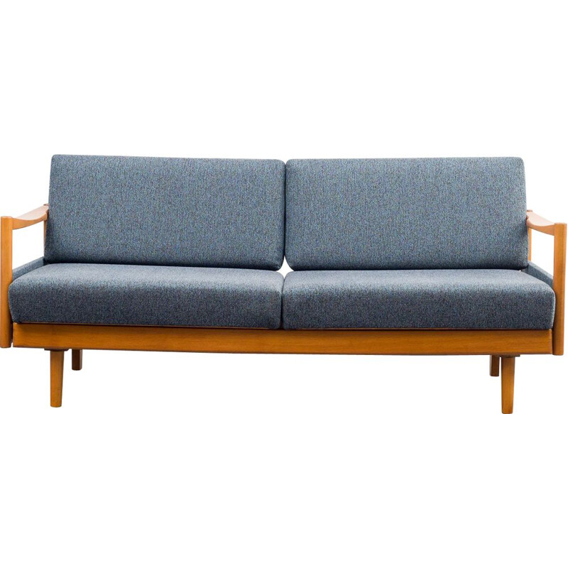 Mid-century sofa daybed, 1960s