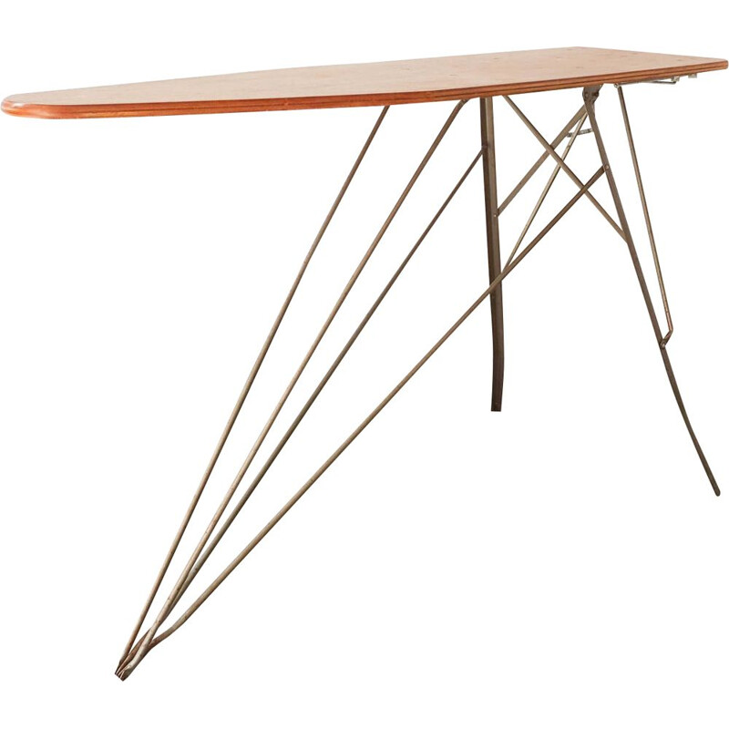 """Mid-century """"Libellule"""" ironing board from Normafix, France 1950s"""
