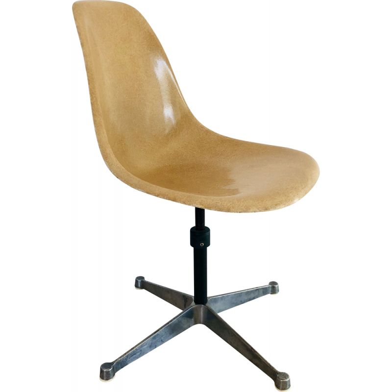 Vintage office chair by Eames for Herman Miller, 1970