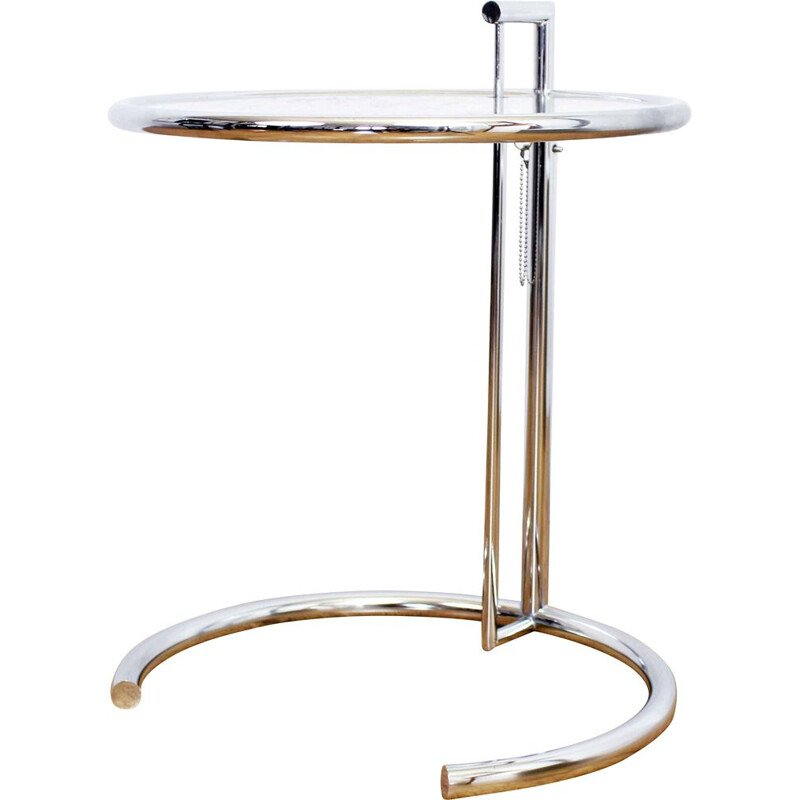 Vintage side table by Eileen Gray, 1970-1980