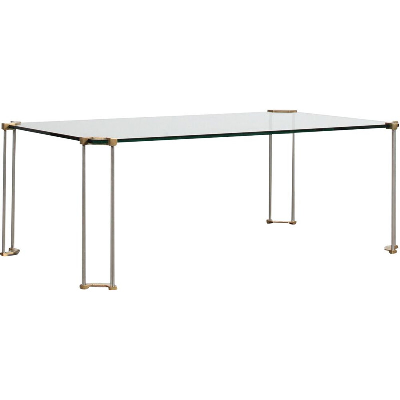 Mid century coffee table by Peter Ghyczy for Ghyczy, Netherlands 1970s