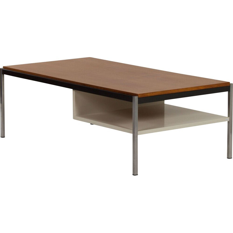 Mid century coffee table 3651 by Coen de Vries for Gispen, 1960s