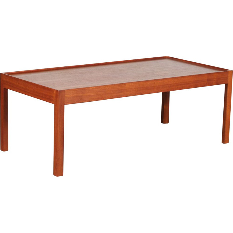 Mid century coffee table by Poul Cadovius for Cado, Denmark 1960s