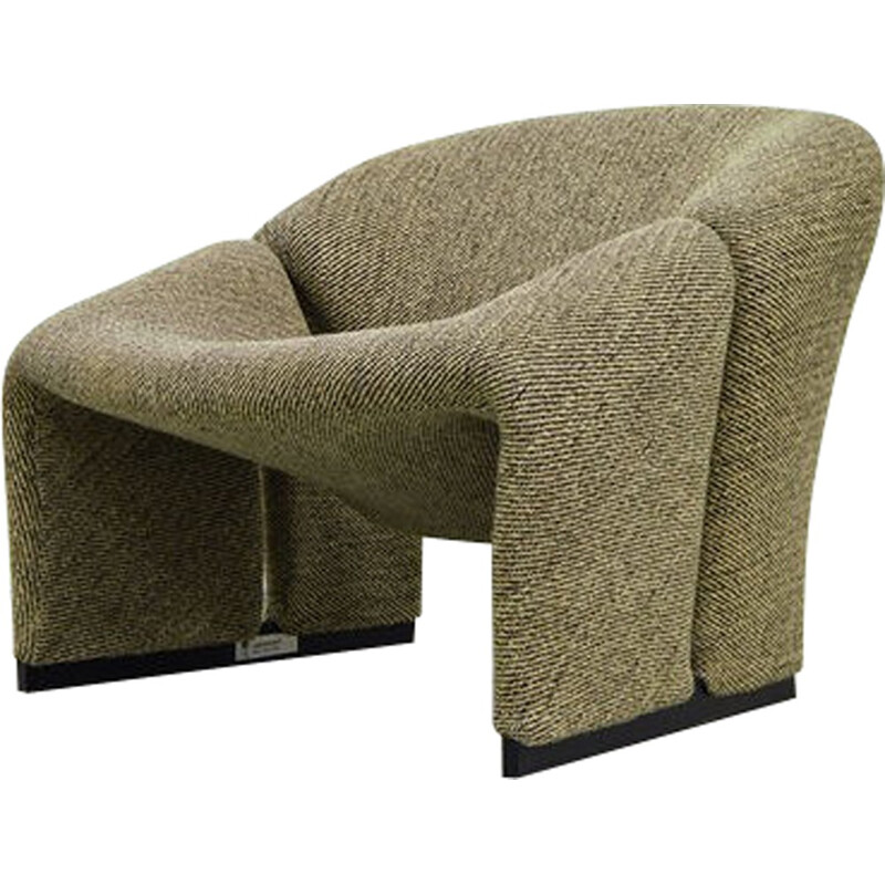 "Artifort ""Groovy"" armchair in fabric, Pierre PAULIN - 1966"