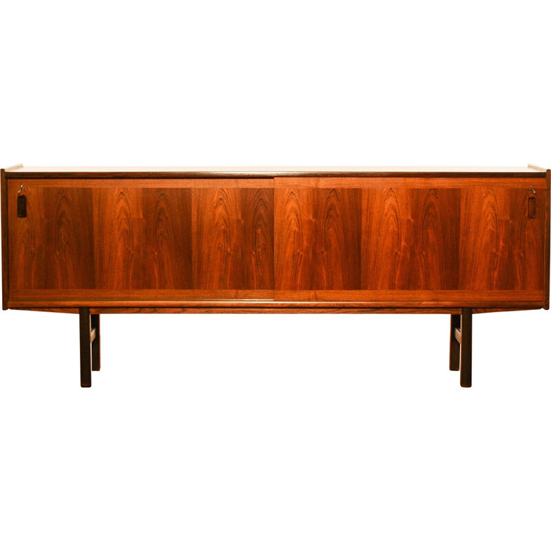Sideboard in rosewood by Gunni OMANN for Omann Jun - 1950s