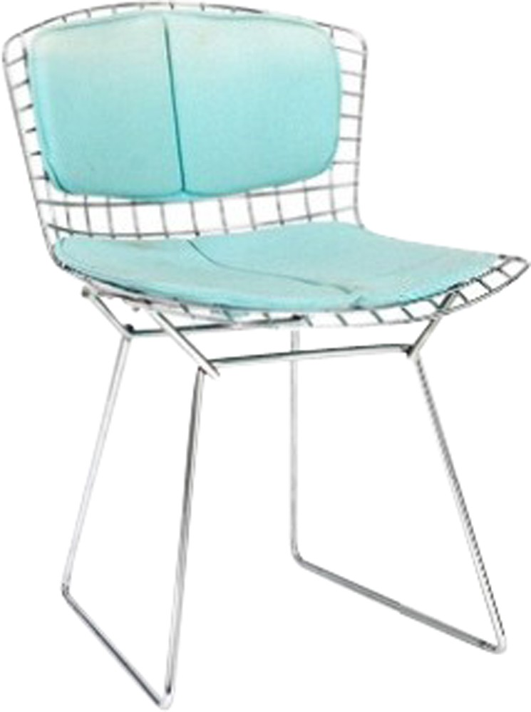 Knoll chair in metal and fabric, Harry BERTOIA - 1980 - Design Market