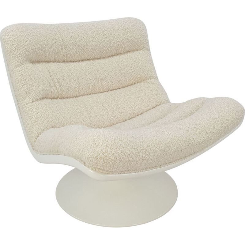Vintage 975 lounge chair by Geoffrey Harcourt for Artifort, 1960s