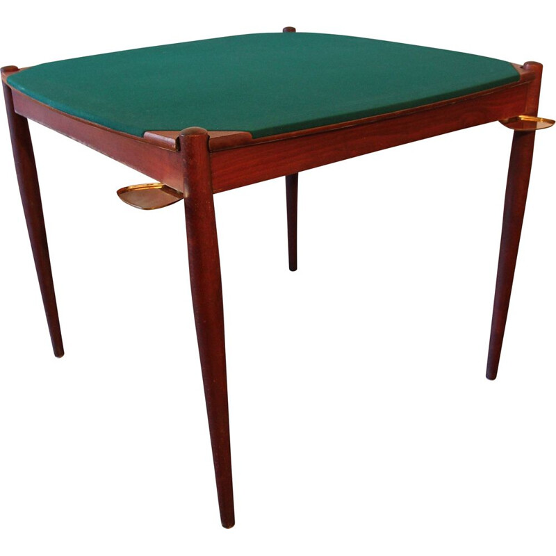 Vintage game table by Gio Ponti for Fratelli Reguitti, 1950