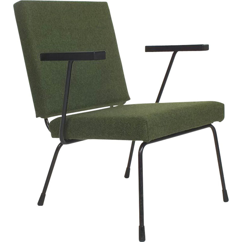 Mid century armchair by Wim Rietveld for Gispen, Netherlands 1954