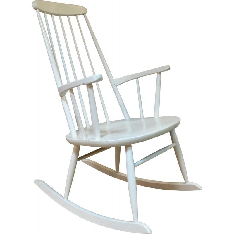 rocking chair blanc pas cher cheap fauteuil blanc design pas cher design rocking chair blanc. Black Bedroom Furniture Sets. Home Design Ideas