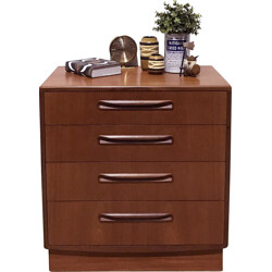 Mid Century G Plan Fresco chest of drawers, Victor WILKINS - 1970s