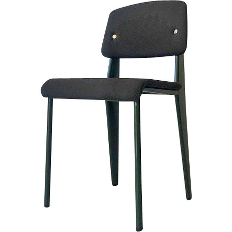 Vintage chair by Prouvé for Vitra Special Ed.