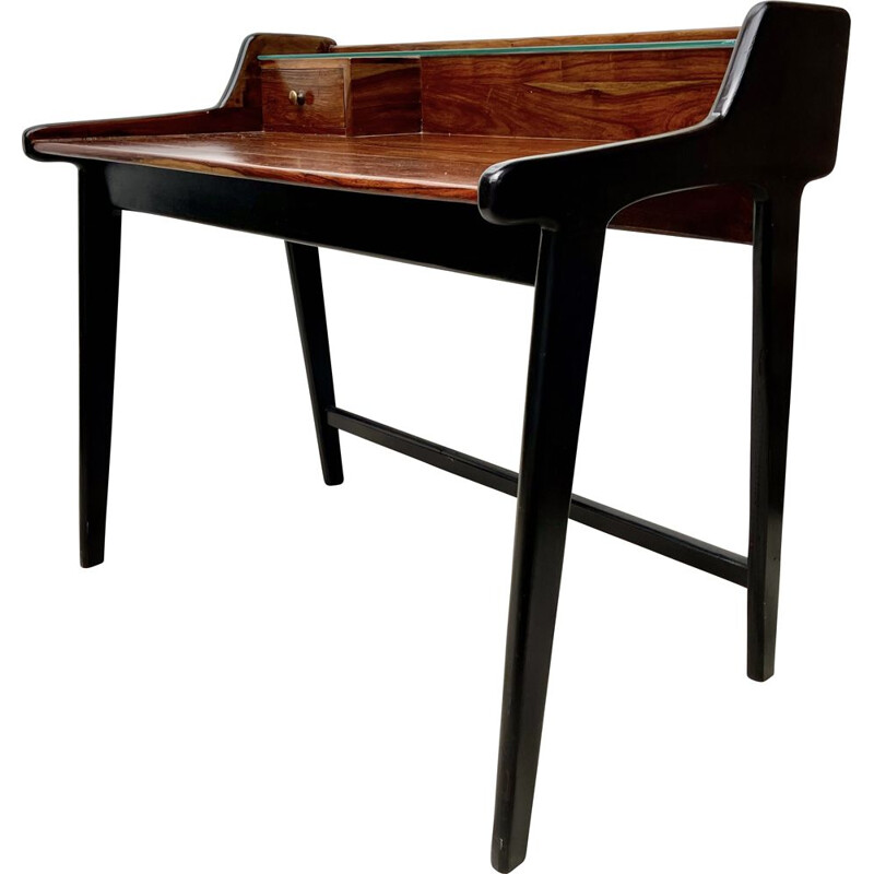 Mid-century desk with drawer by Graham and Green