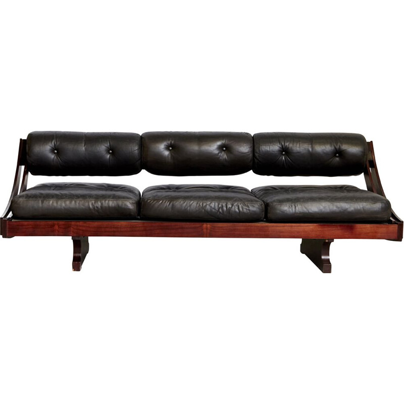 Mid-century Gs195 daybed by Gianni Songia for Luigi Sormani, 1963s