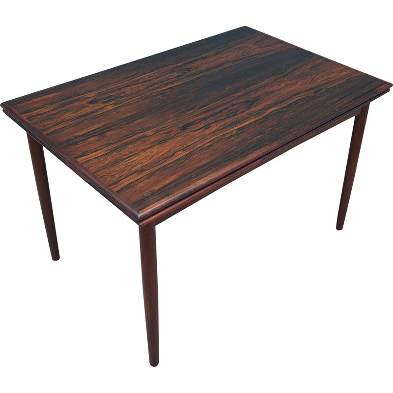 Rosewood vintage table, Denmark 1960s
