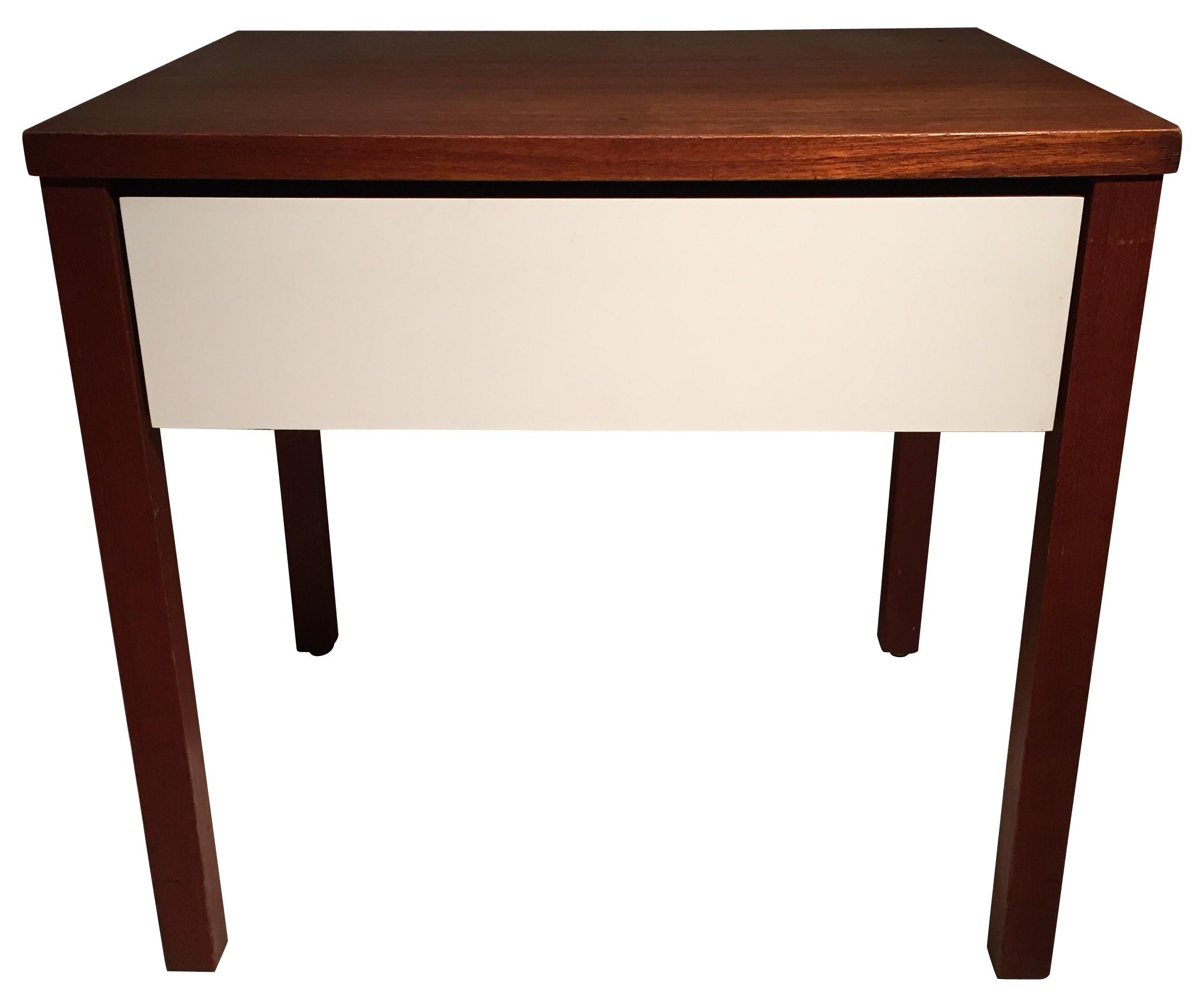 Vintage bedside table, Florence KNOLL - 1960s - Design Market