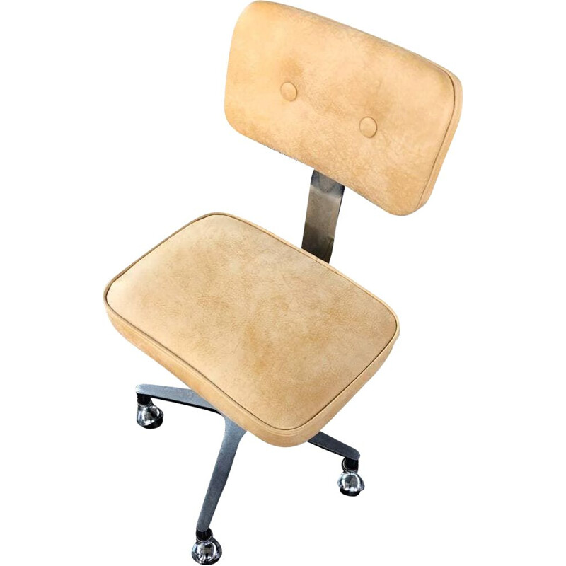 Vintage swivel chair by Beauty Inc., United States 1950s