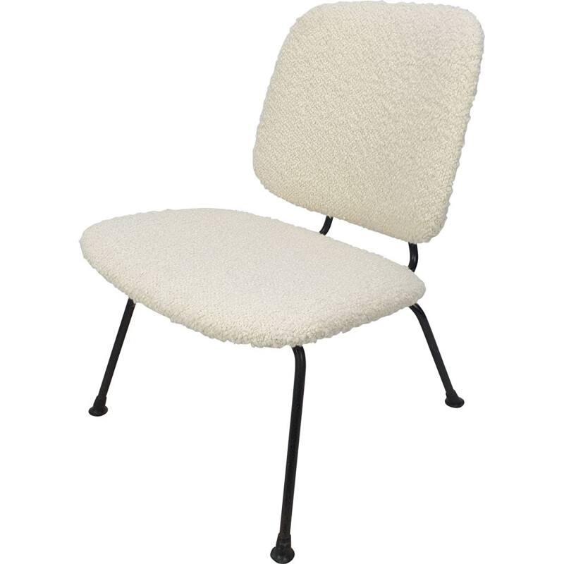 Mid century chair by W.H. Gispen for Kembo, 1950s