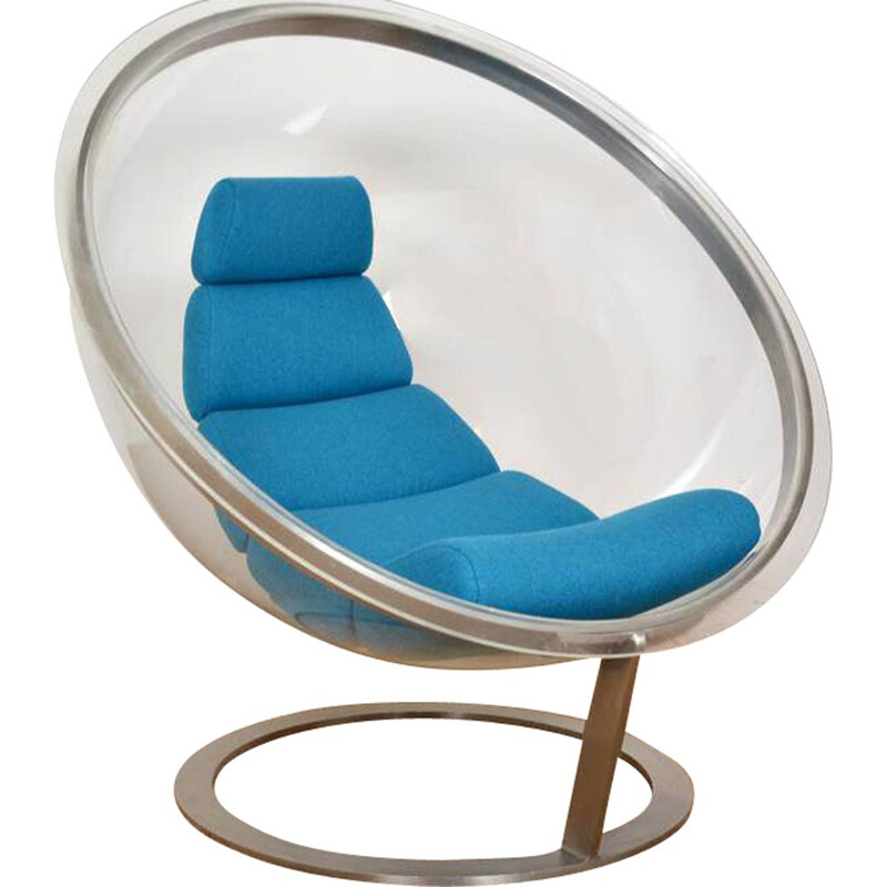 """Vintage lounge chair """"Bubble"""" by Christian Daninos, 1968"""
