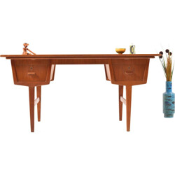 Rare mid Century danish Multi-Desk in Teak - 1960s
