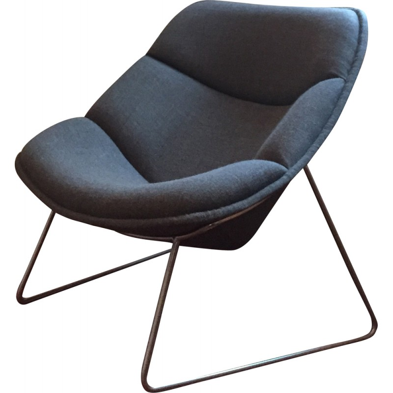 Artifort F558 Lounge Chair, Pierre PAULIN - 1961