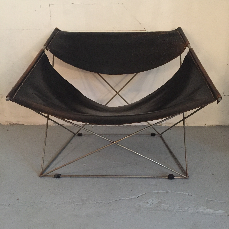 artifort f675 butterfly chair pierre paulin 1960s design market