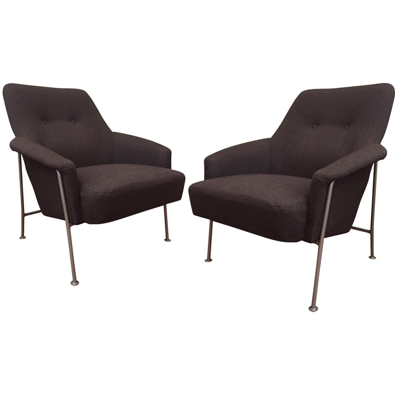 Pair of Artifort 162 armchairs, Theo RUTH - 1958