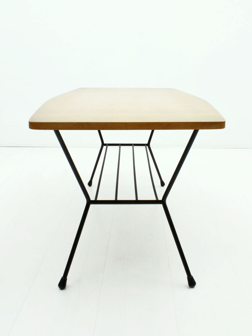 Small German Cherrywood Coffee Table   1950s. Previous Next