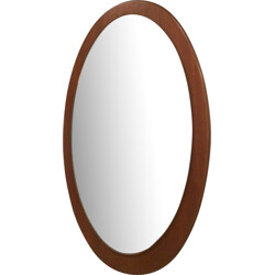 Wall Mirror Oval - 1960s