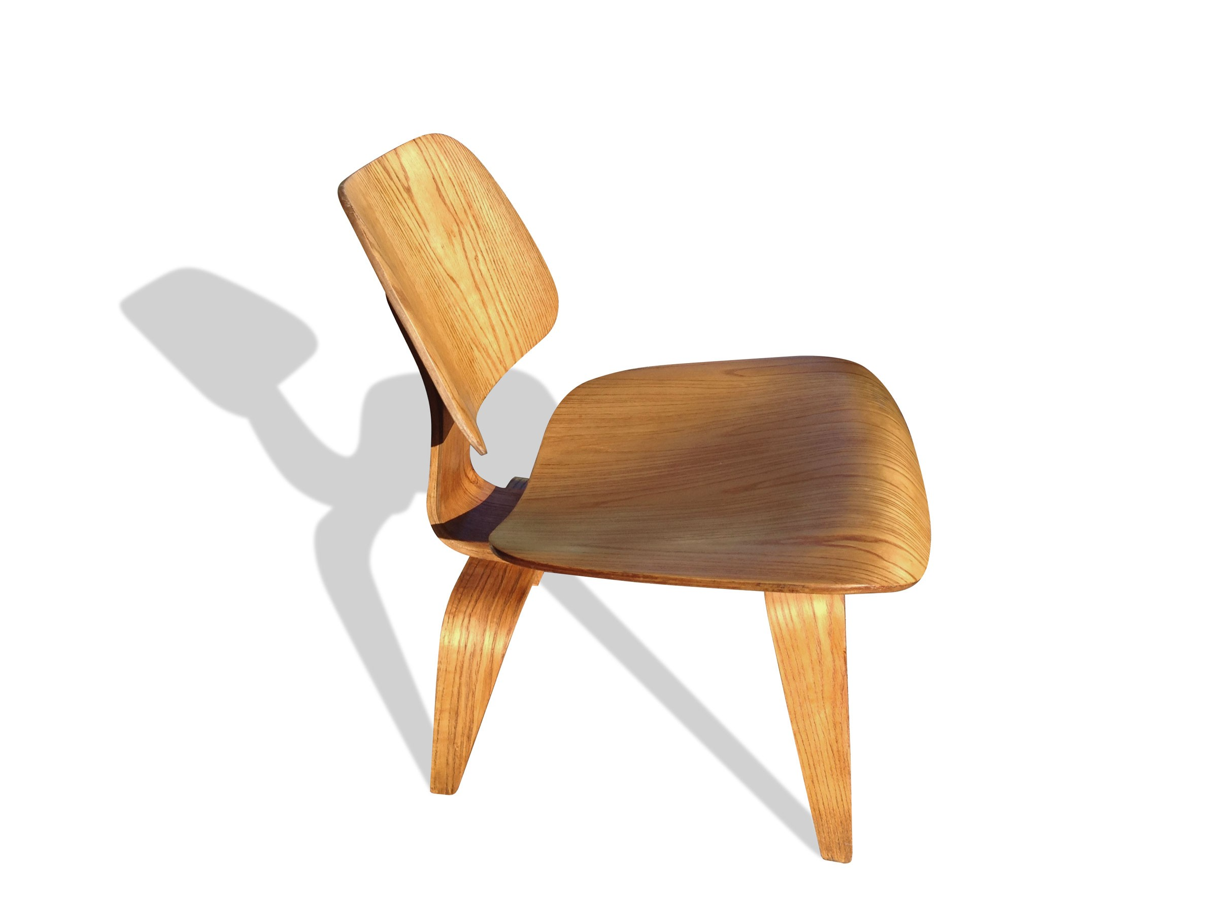 Vintage Quot Lcw Quot Herman Miller Chair Charles Amp Ray Eames