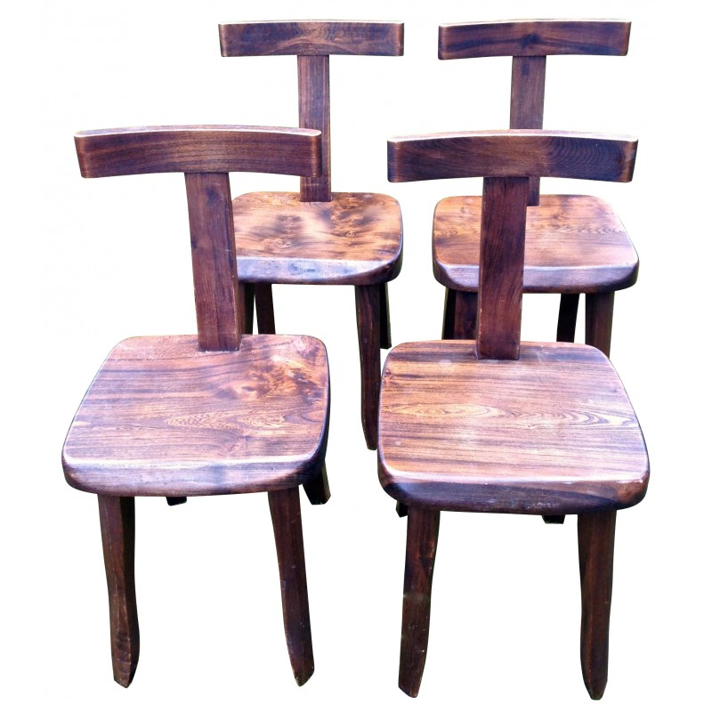 Set of 4 chairs \