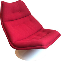 "Artifort ""F511"" lounge chair, Geoffrey HARCOURT - 1960s"