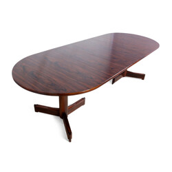 Archie Shine extendable dining table, Robert HERITAGE - 1960s