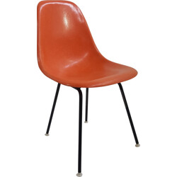 DSX orange chair, Charles & Ray EAMES - 1960s