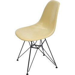 "Herman Miller ""DSR"" chair in fiberglass, Charles & Ray EAMES - 1960s"