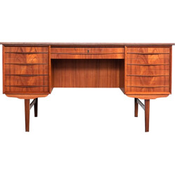Danish desk in teak - 1960s