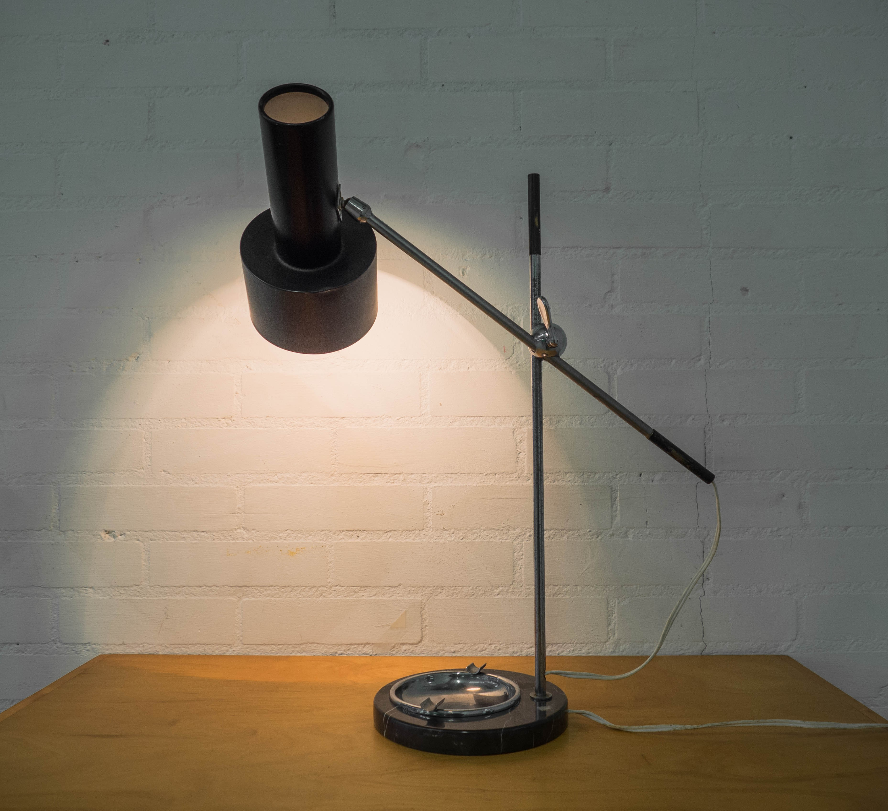 outlets table related industrial best post century desk lamp awesome elegant new base in with mid of lamps