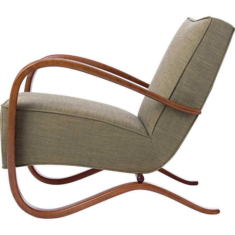 H-269 Streamline chair, Jindrich HALABALA - 1930s